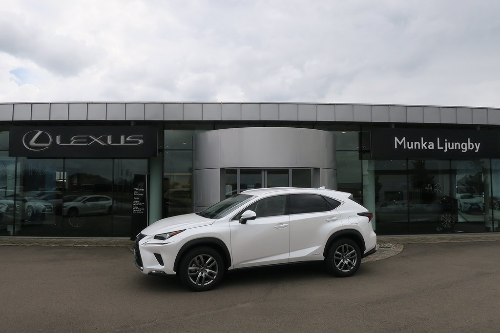 Lexus NX 300h AWD Executive Premium Navi