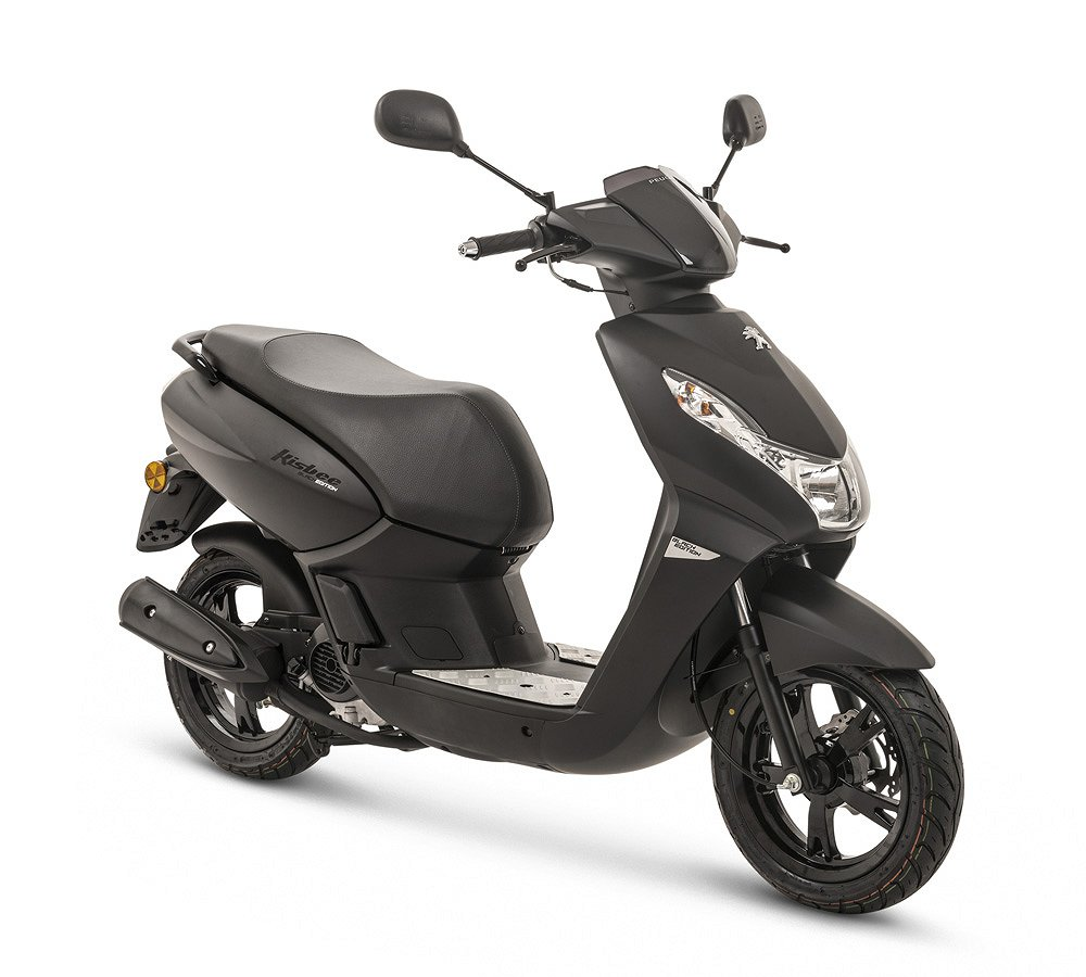 Peugeot Kisbee Mad Black