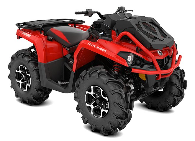 Can-Am Outlander XMR 570 -18  *10.000:-*