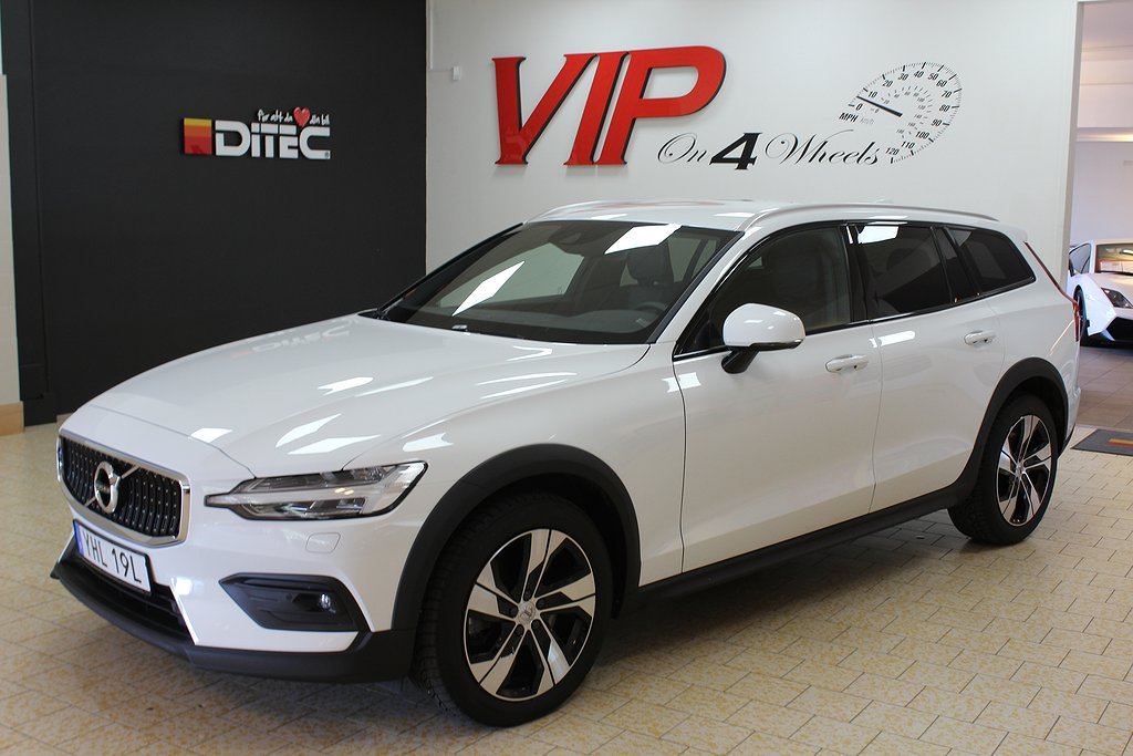Volvo V60 Cross Country D4 (190hk) AWD Geartronic Advanced