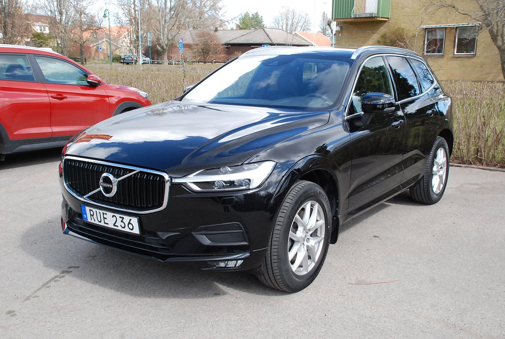 Volvo XC60 T5 Geartronic Momentum, Advanced Edition Euro 6 250hk