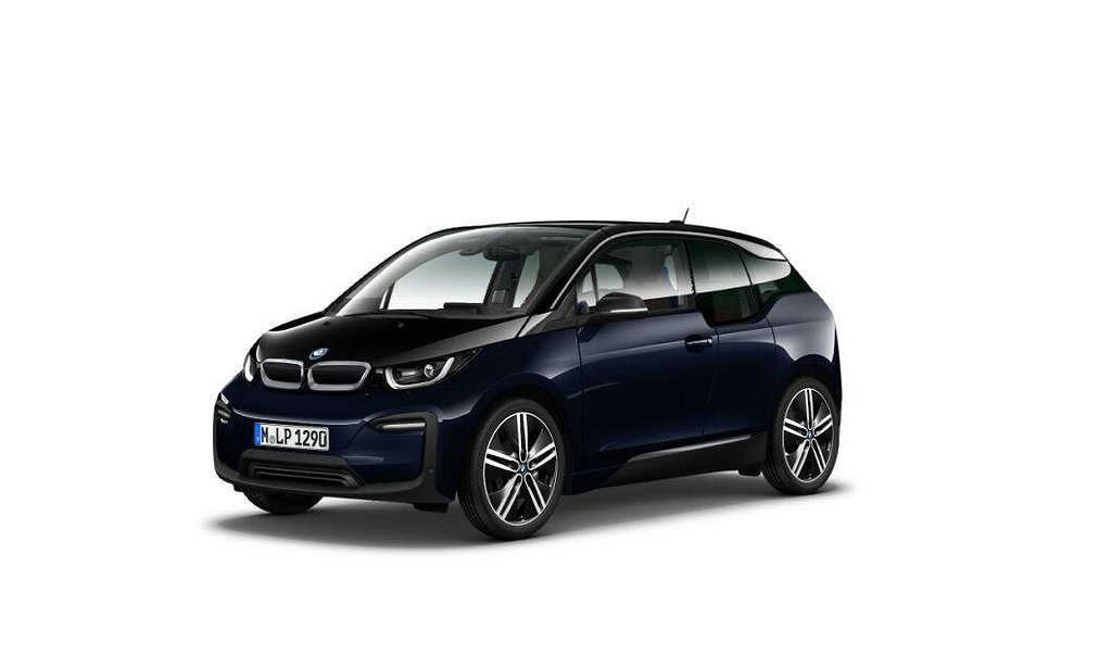 BMW i3 120 Ah Charged Plus Park Driving Assist