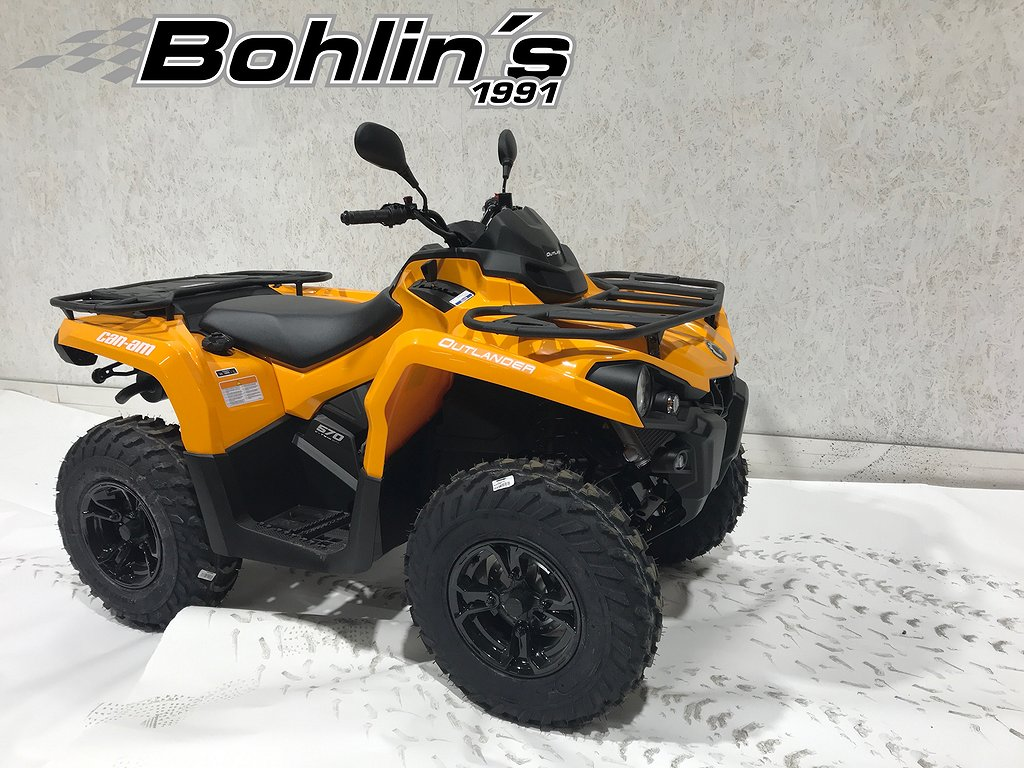 Can-Am Outlander 570 DPS -20