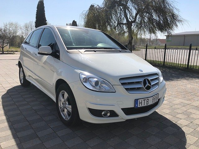 Mercedes-Benz B 170 B170 NGT AUT BlueEFFICIENCY