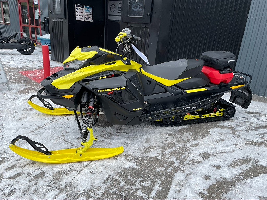 Ski-doo Renegade XRS 900 Ace Turbo R Smart-Shox -22 Boka nu