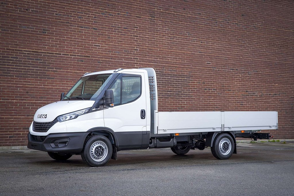 Iveco Daily Flakbil 35S16A8