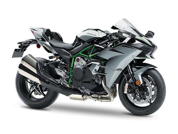 Kawasaki Ninja H2 5 års non-stop garanti!