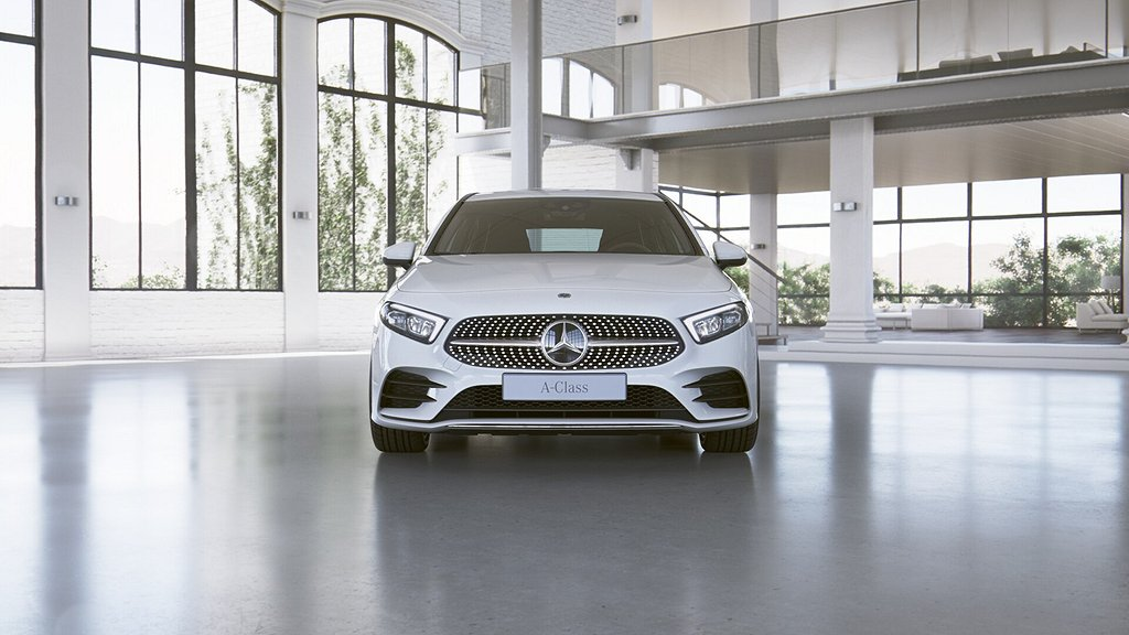 Mercedes-Benz A 250 4MATIC // AMG Styling