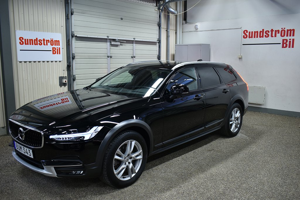Volvo V90 Cross Country D4 190Hk AWD Bussines Advanced Plus Aut