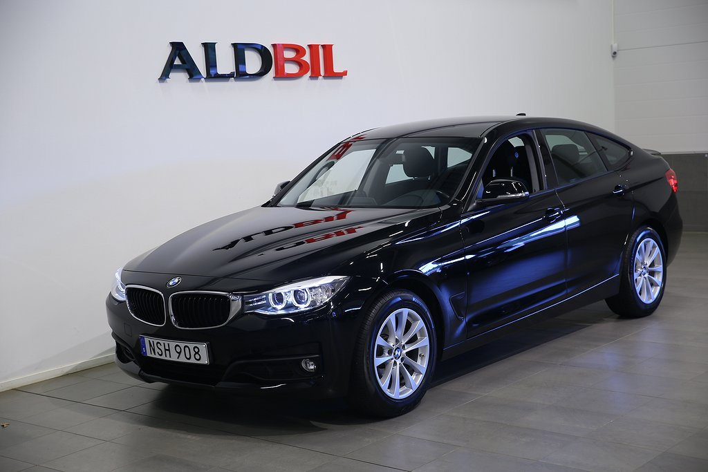 BMW 320 d GT 184hk EU6 Advantage Edition