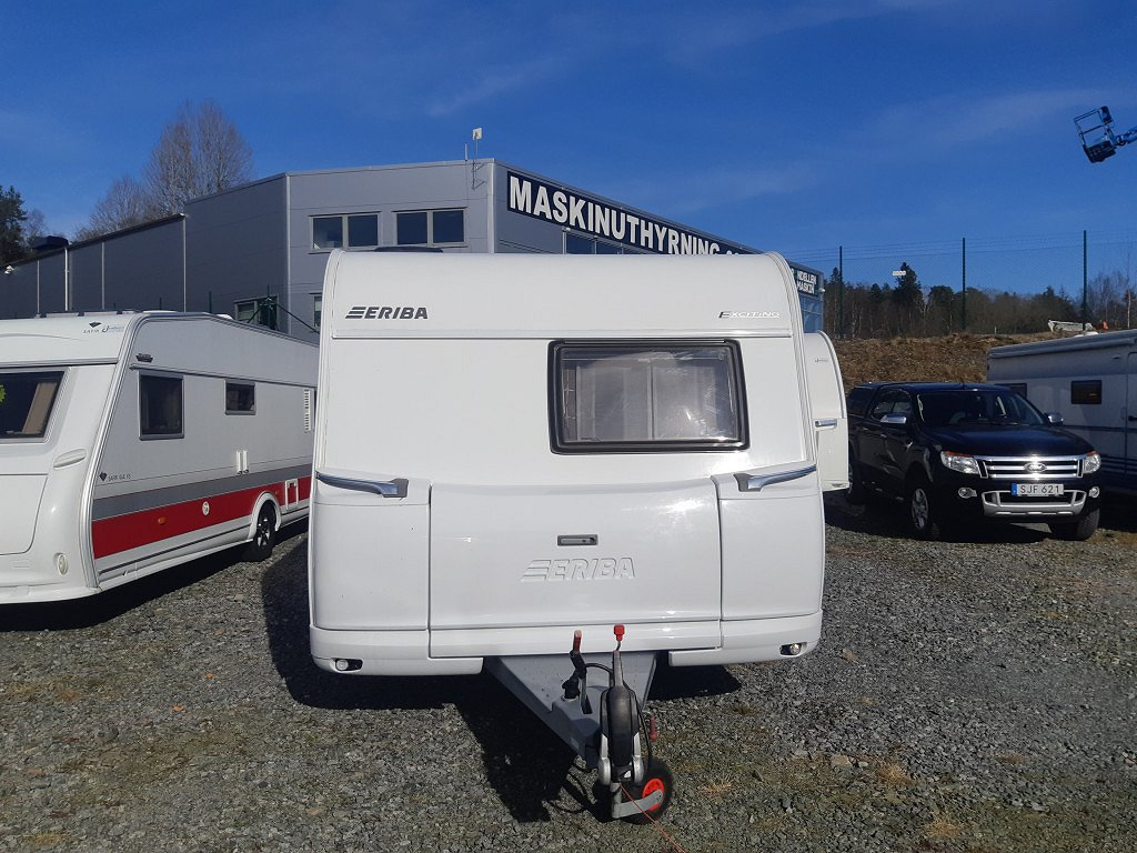 Hymer Exciting 560