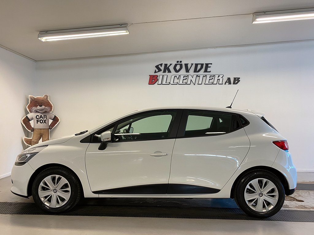 Renault Clio 0.9 TCe 90HK/Nyservad/GPS/Finans