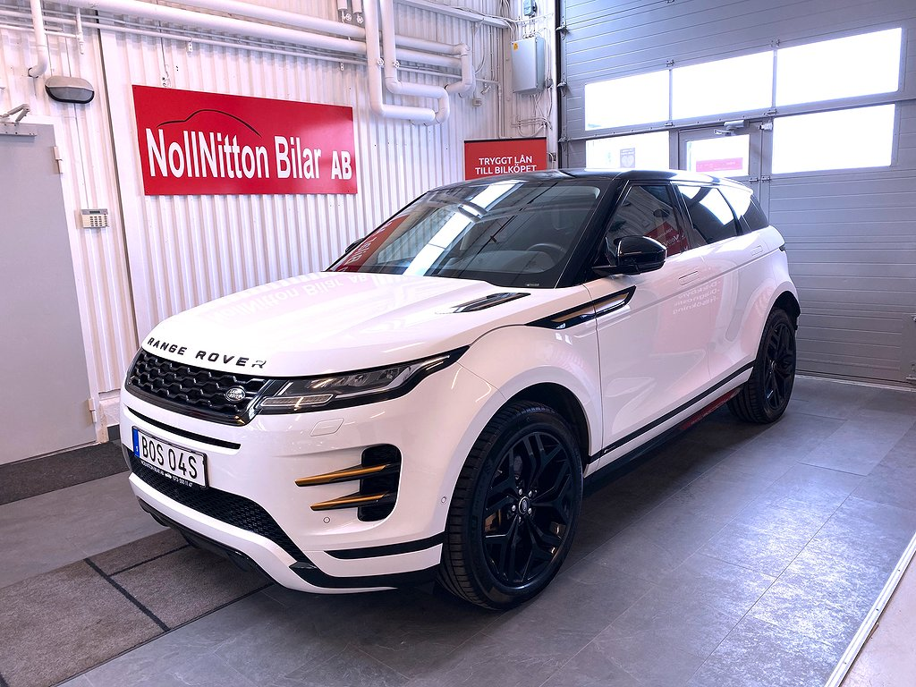Land Rover Range Rover Evoque P250 First Edition / R-Dynamic
