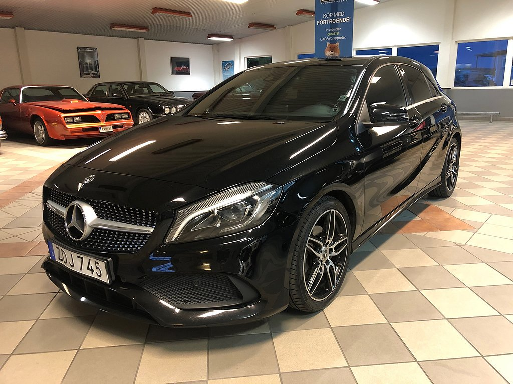 Mercedes-Benz A 180 AMG Style Plus