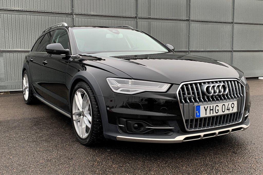Audi A6 3.0 TDI 320 hk Allroad Se Spec