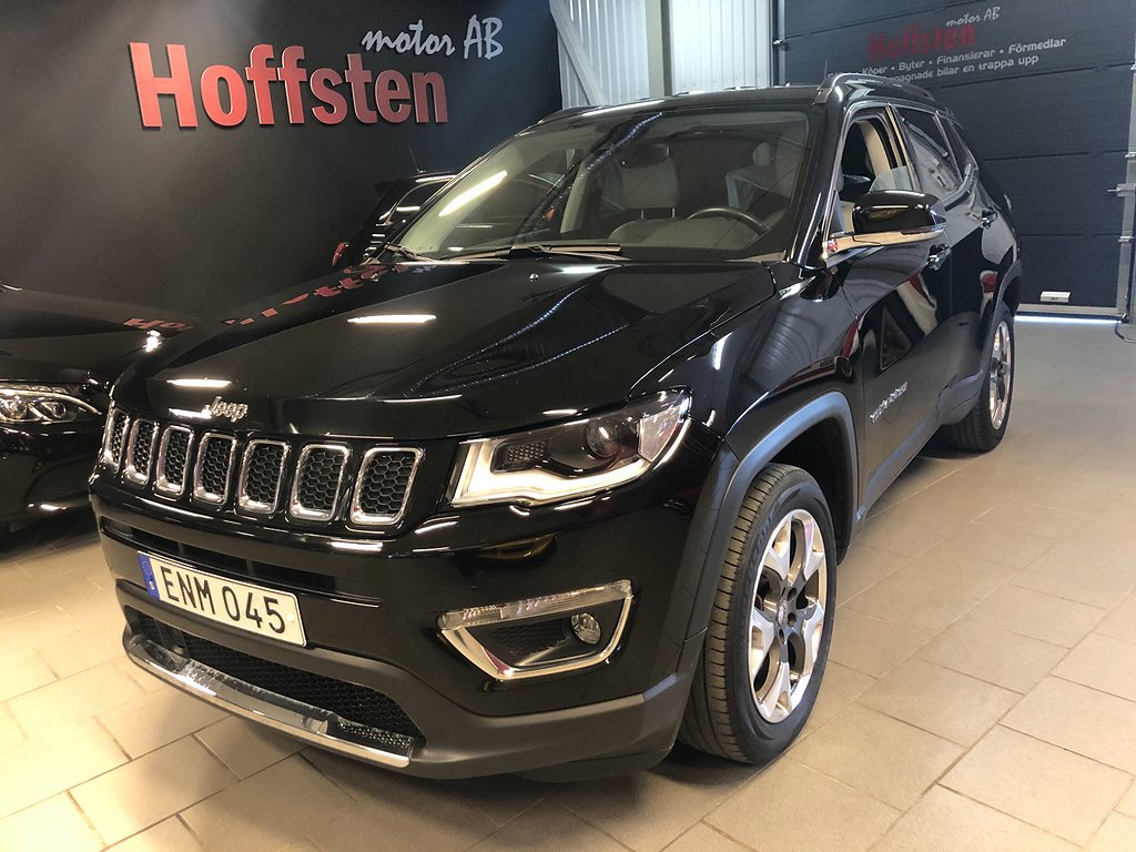Jeep Compass 1.4 4WD Automat Euro 6 170hk