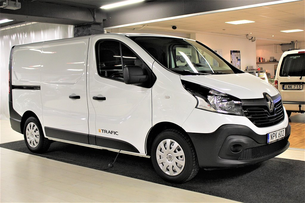Renault Trafic 1.6 dCi 3-Sits