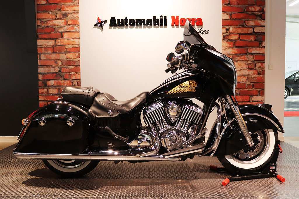Indian Chieftain Vintage ABS Led lampor