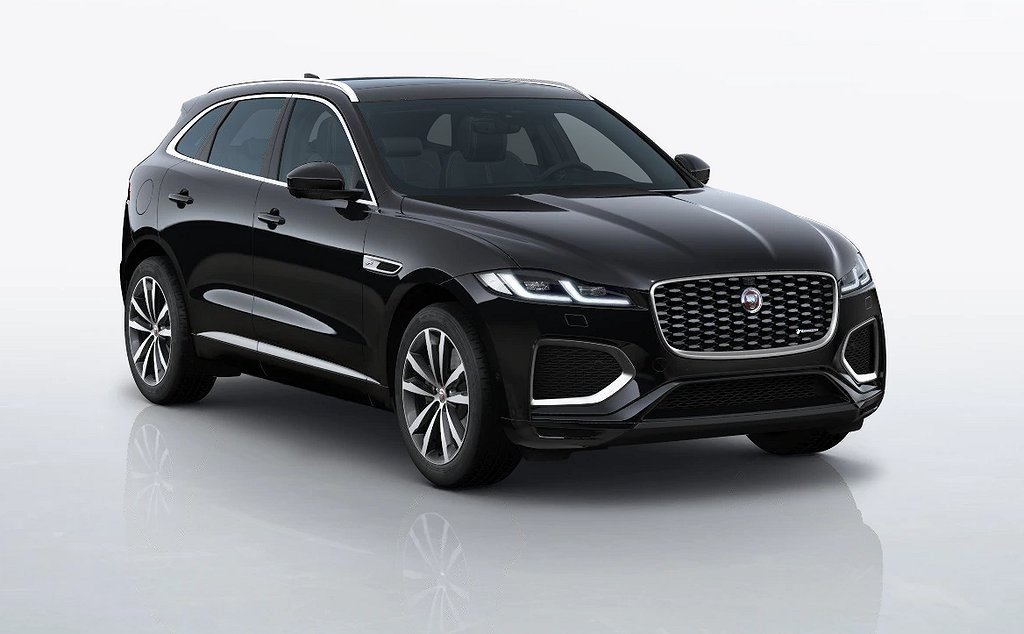 Jaguar F-Pace P250 R-Dynamic Signature