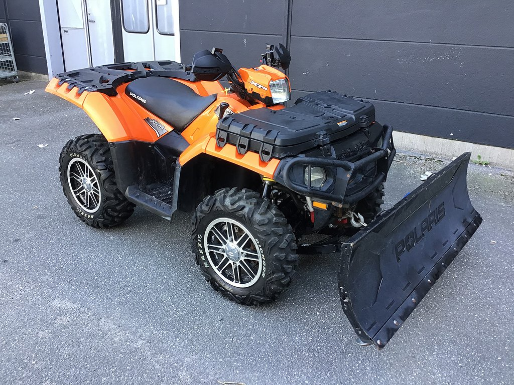 Polaris Sportsman 850 EPS  Plog Vinch
