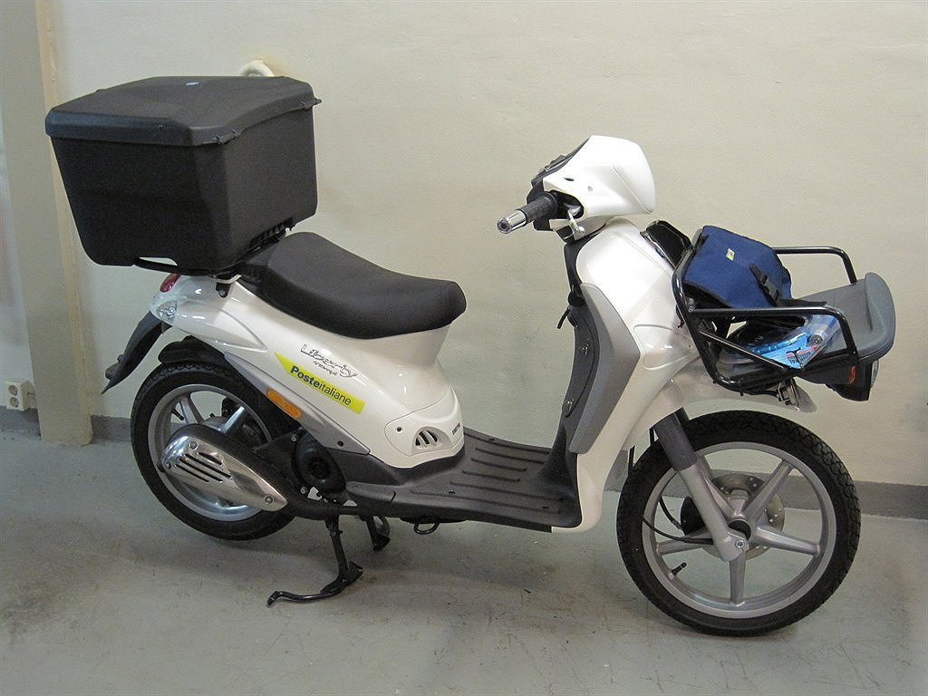 Piaggio Liberty Post **klass:1**
