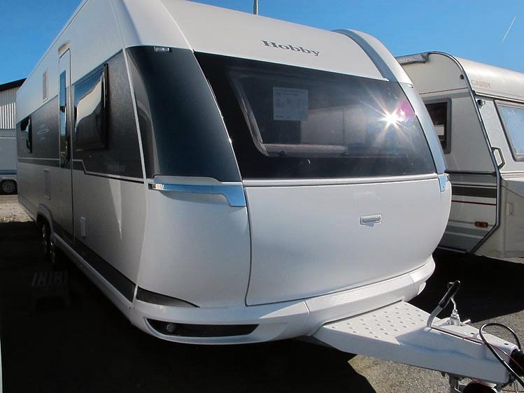 Hobby Prestige 720 WQC Queenbed