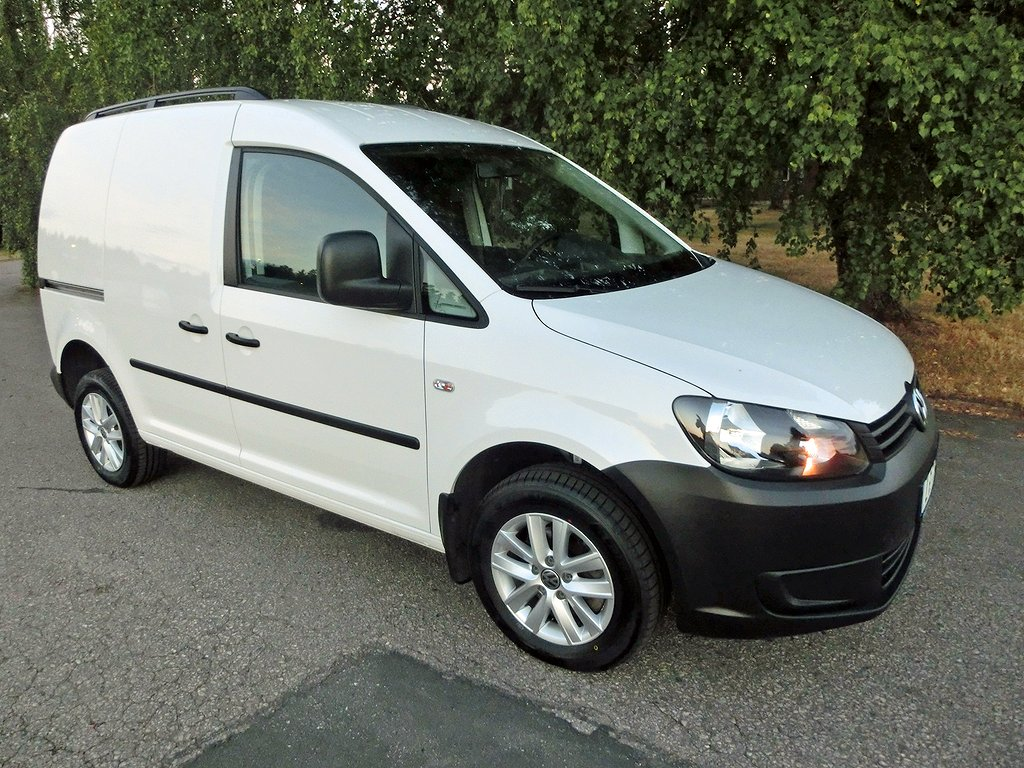Volkswagen Caddy Skåp 2,0 TDI 4-Motion 4wd
