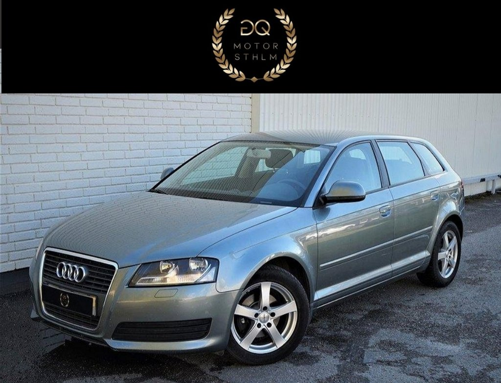 Audi A3 Sportback 1.9 TDI Attraction 105hk
