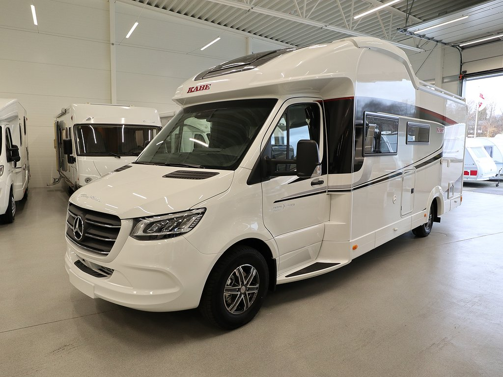 Kabe TravelMaster Royal X 780 LXL *Mercedes* - Kabe
