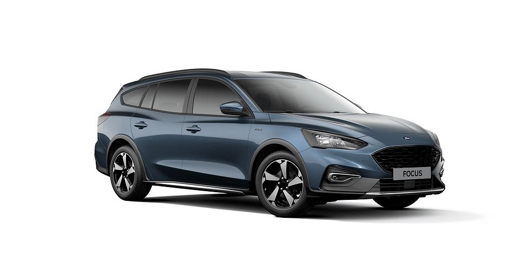 Ford Focus Active Launch Edition 1.0T 125hk Ecoboost