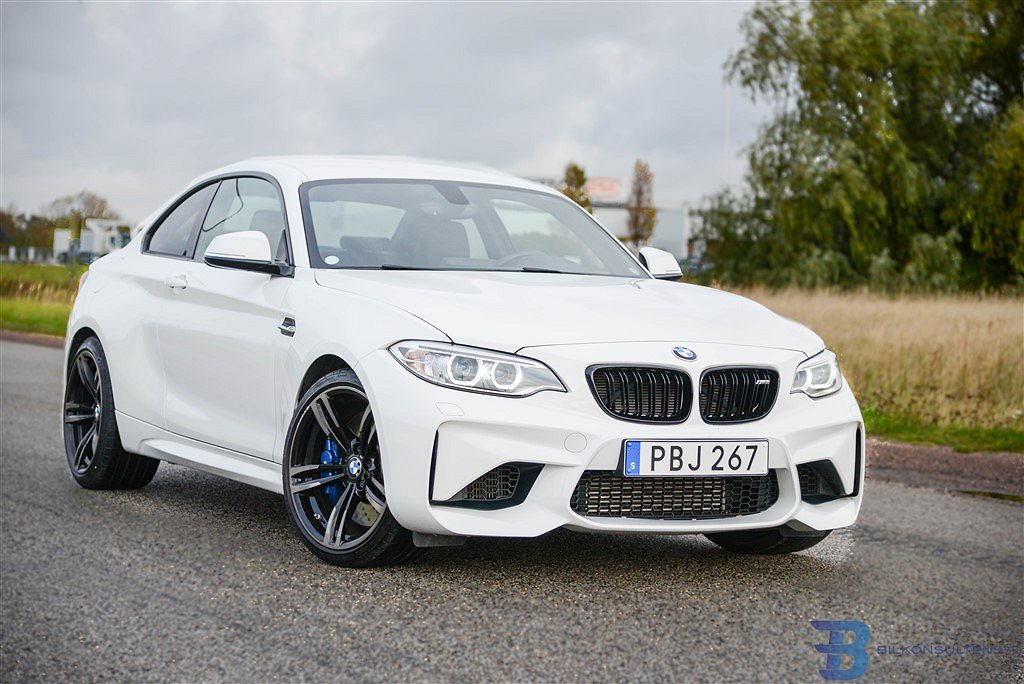 BMW M2 Coupe F87 370Hk