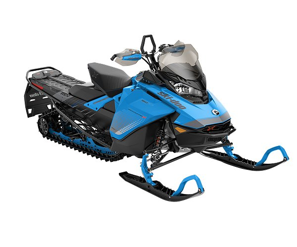 Ski-doo Backcountry 850 -19 Leverans