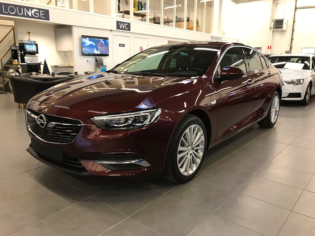 Opel Insignia Grand Sport Turbo Automat 200hk Business AG Edition