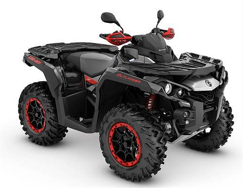 Can-Am Outlander 1000 XXC ABS