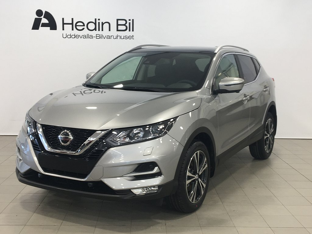 Nissan Qashqai N-CONNECTA 160 DCT ROOF PACK