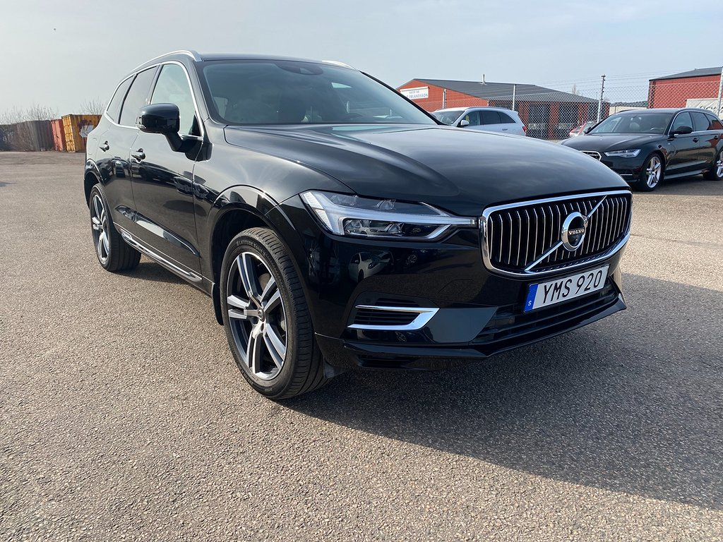 Volvo XC60 T8 AWD Geartronic Inscription 392hk