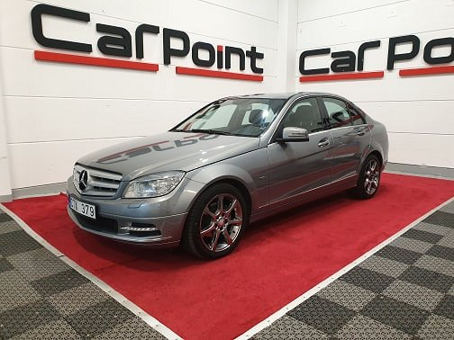 Mercedes-Benz C 180 CGI 156hk BlueEFFICIENCY 5G-Tronic
