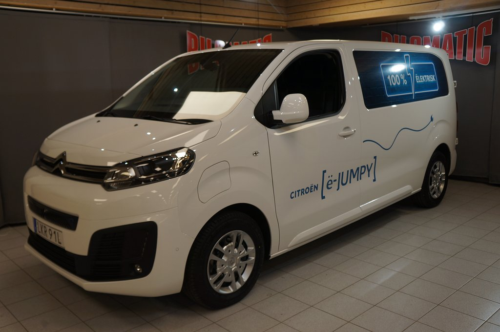 Citroën e-JUMPY L2 Electric 75KWh Business Premium JUMPY