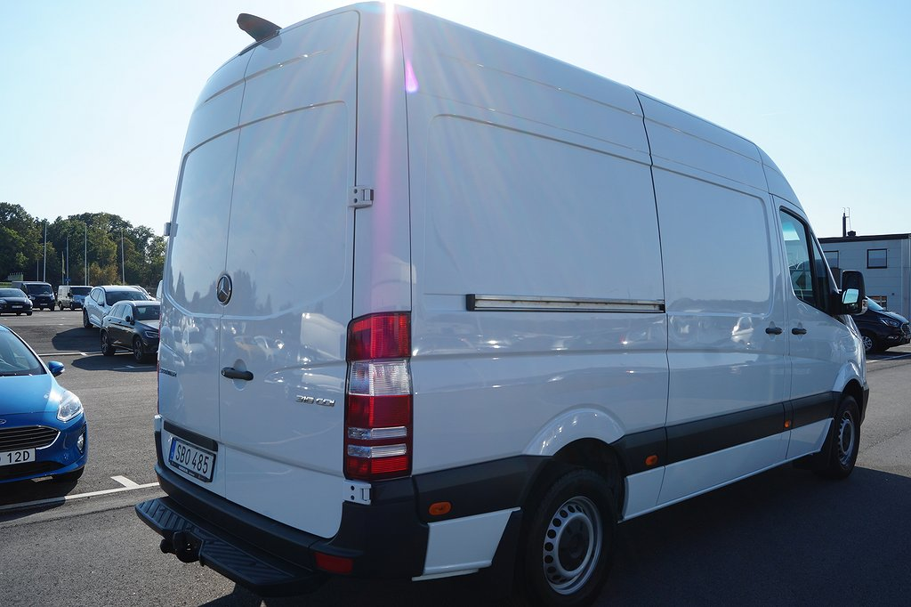 Mercedes-Benz Sprinter R2 Automat // Backkamera // Dragkrok