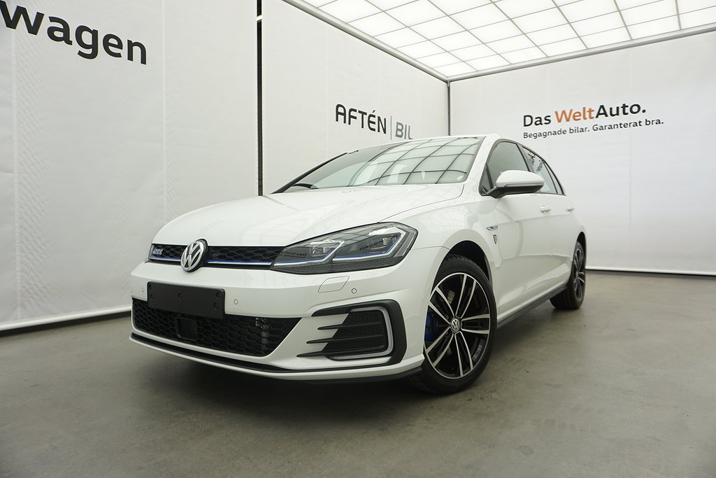 Volkswagen Golf Privatleasing 3550 kr/mån