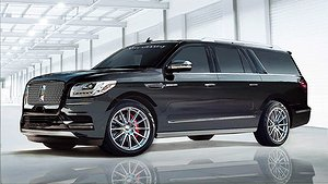 Hennessey trimmar Lincoln Navigator