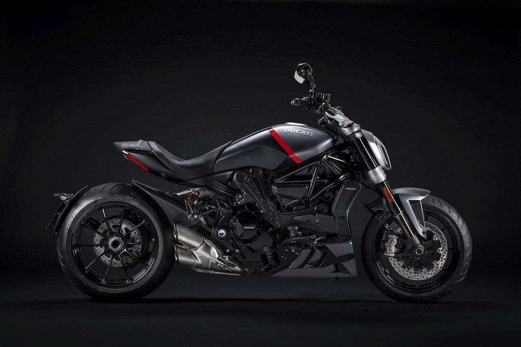 Ducati XDiavel Black Star - Elit Mc Göteborg Black Star