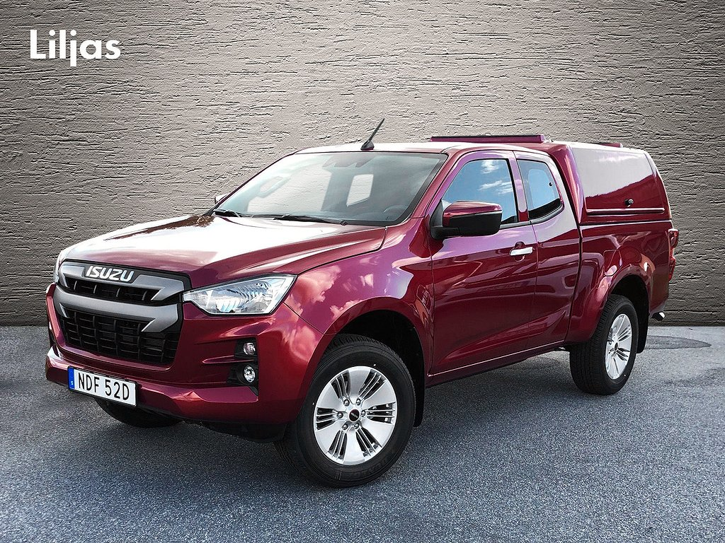 Isuzu D-Max Space Cab XRM Extended AT