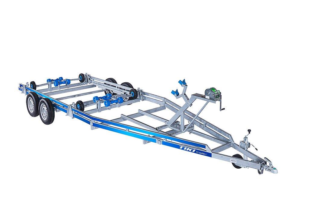 Tikitreiler 2000 BUV 30 km/h båtupptagningsvagn
