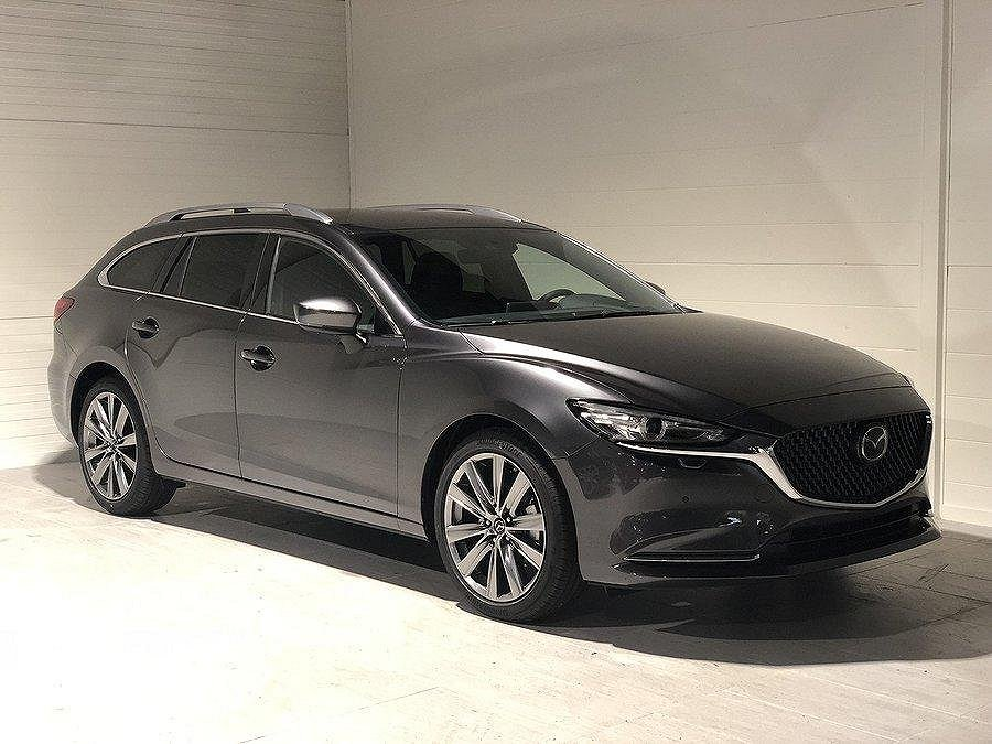Mazda 6 Optimum Signature 2.2DE AWD Auto (Apple Carplay) 2020