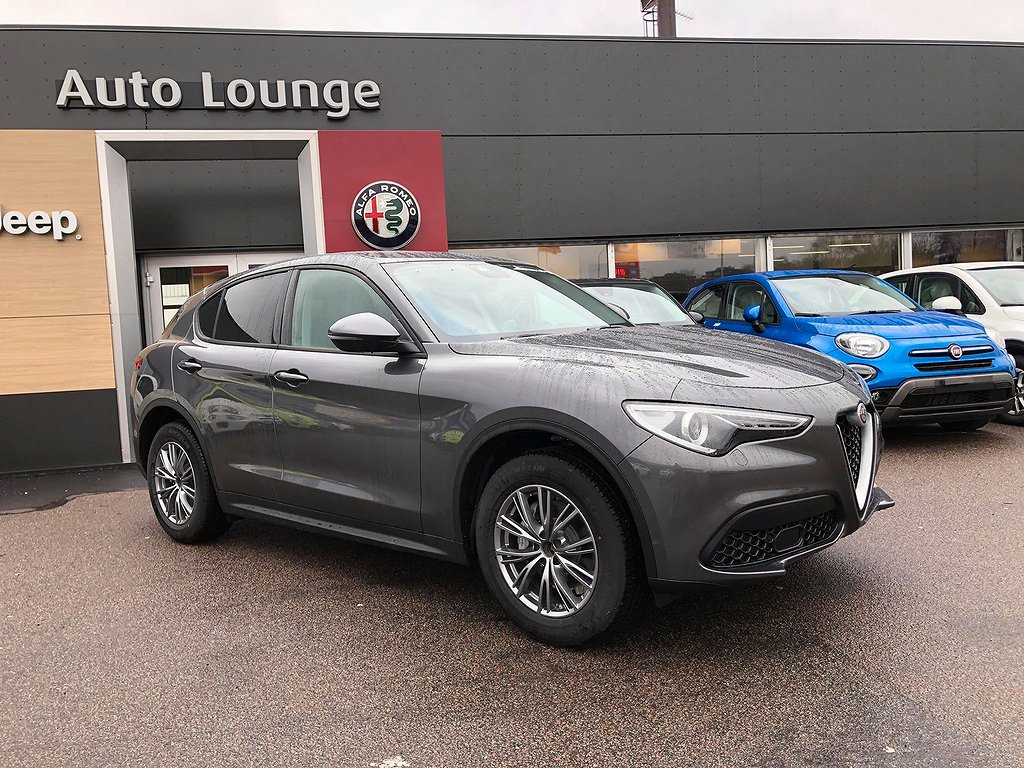 Alfa Romeo Stelvio Super Privatleasing
