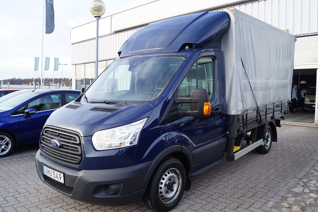 Ford Transit Chassi 310 125hk 2.2 TDCi Trend *Kapell*