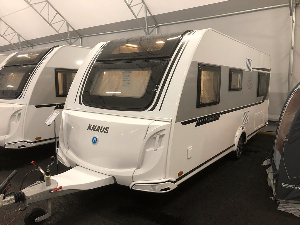 Knaus SPORT 500 UF Silver Selection