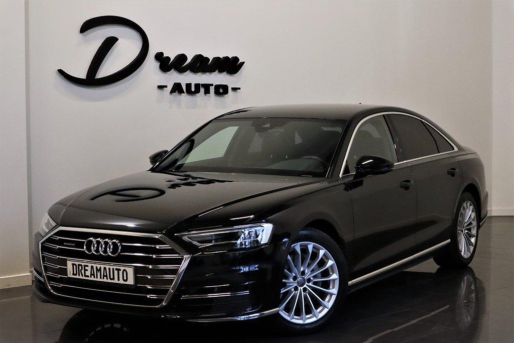 Audi A8 50TDI QUATTRO 286HK FRÅN 3500KR