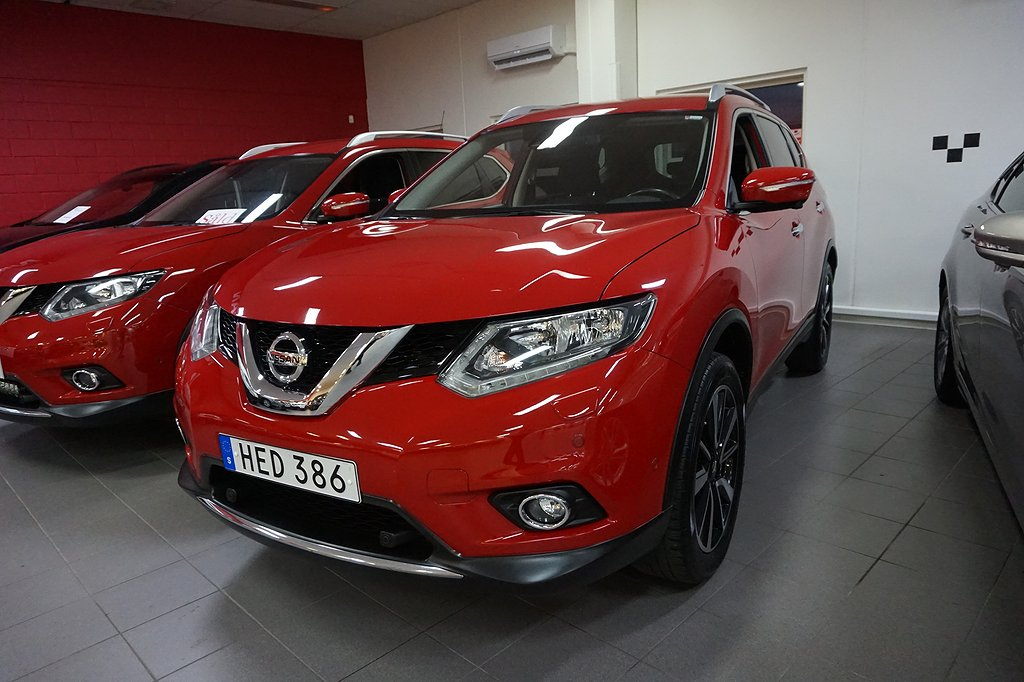Nissan X-Trail 1.6 dCi DPF 130hk Acenta Vision/Techpack